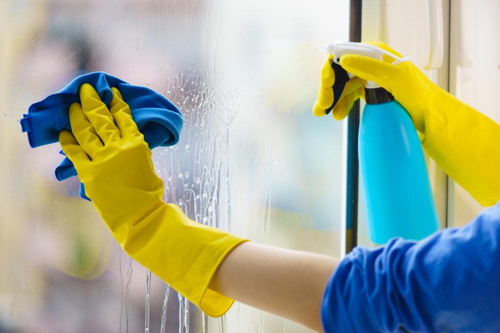 Ekologiczne preparaty do czyszczenia domu
