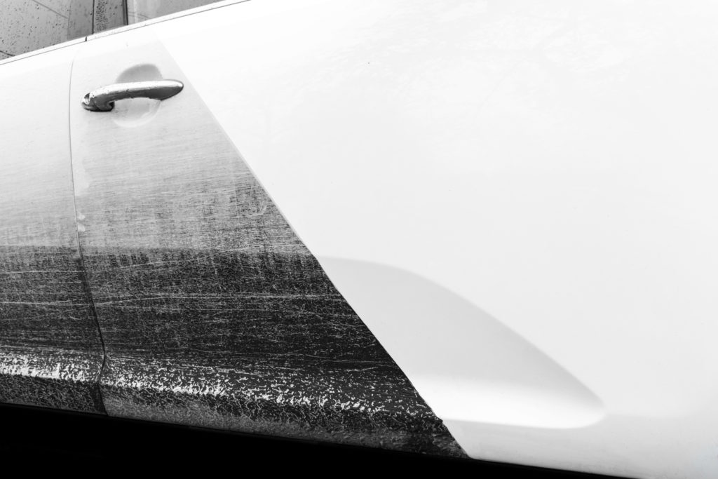 Ekologiczne mycie samochodu płynem AFRESHA