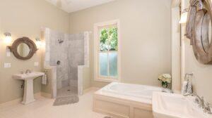 Czyszczenie łazienki i płytek