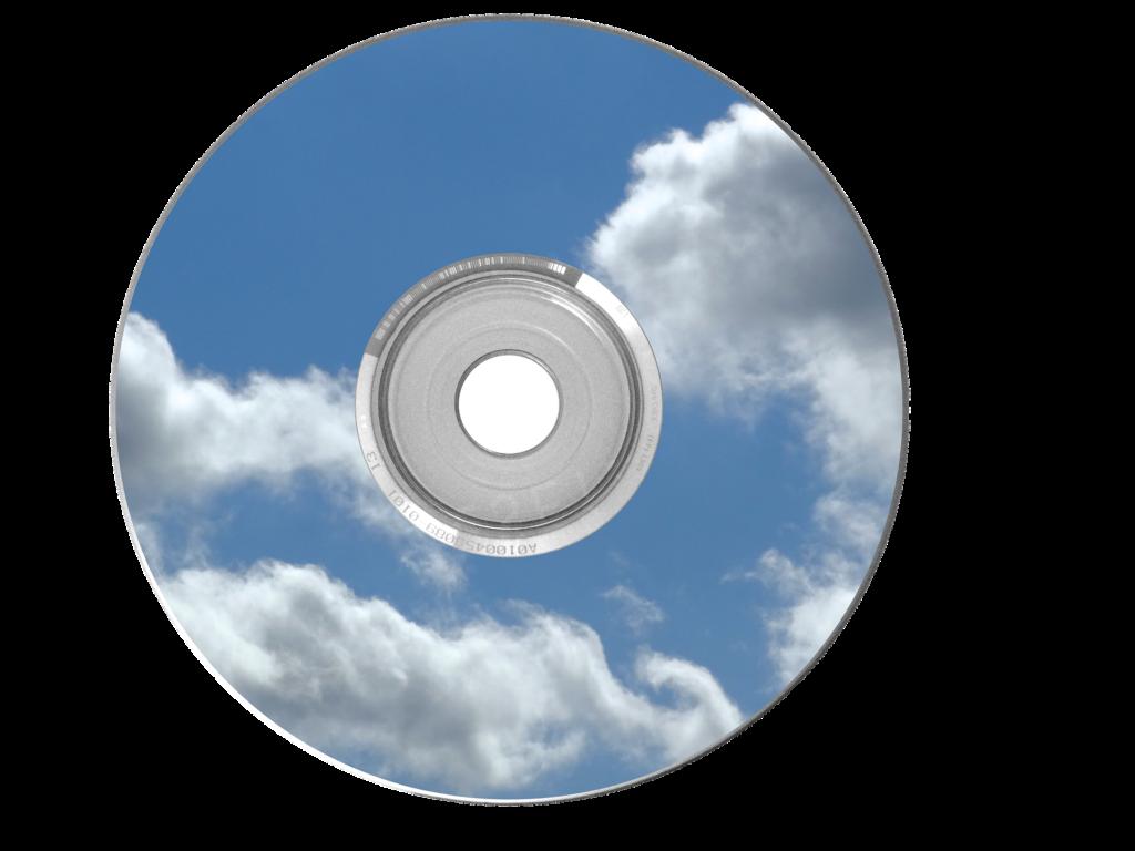 Czyszczenie płyty CD.