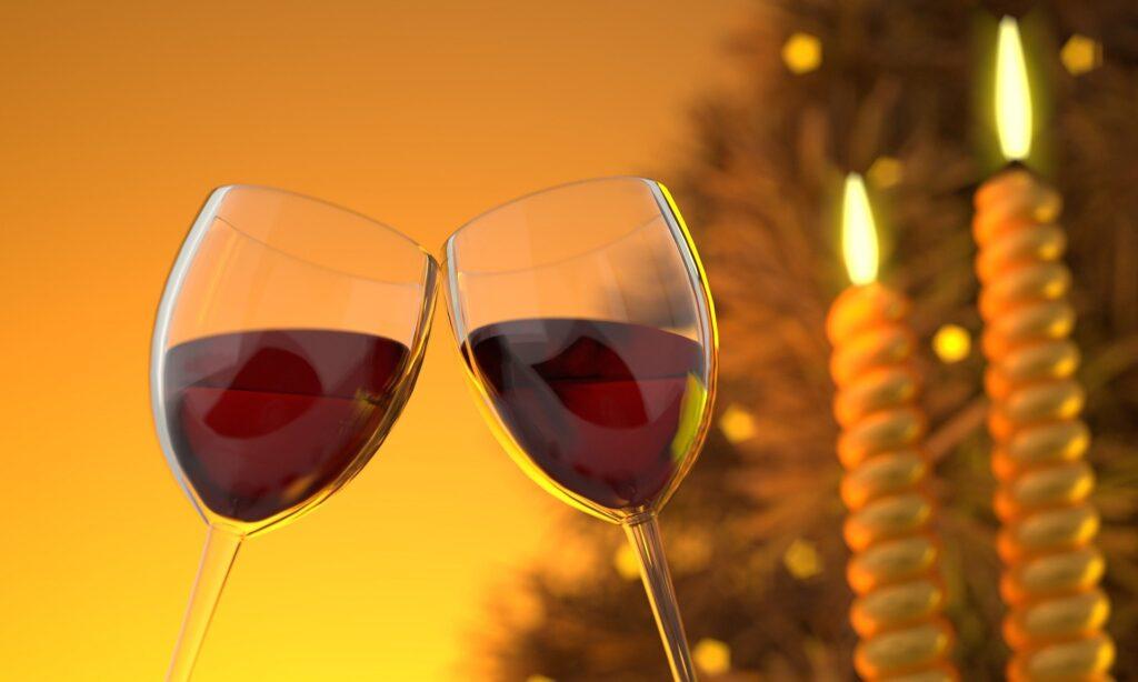 Jak usunąć plamy czerwonego wina ze ściany?