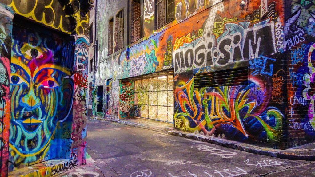 Usuń graffiti